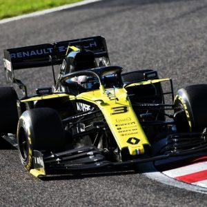 Команда Renault F1 Team на Гран-при Японии показала свой характер и набрала очки