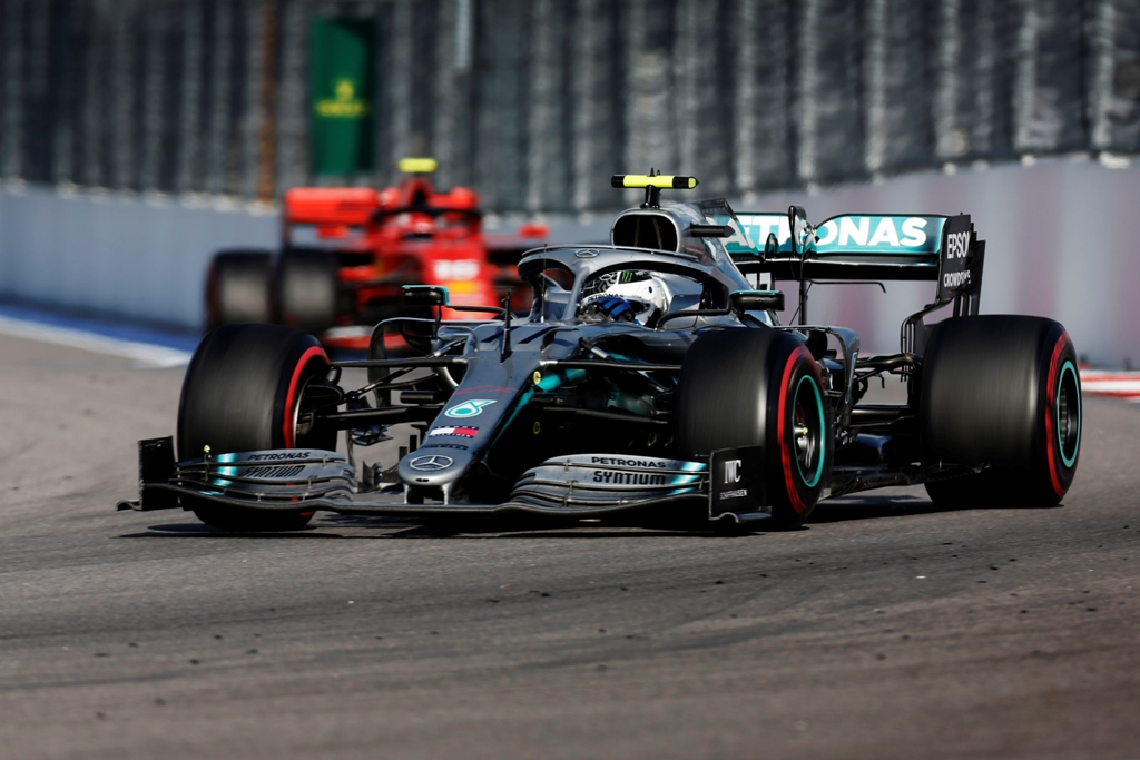 Все звезды с Mercedes-Benz на Гран-при «Формулы-1»