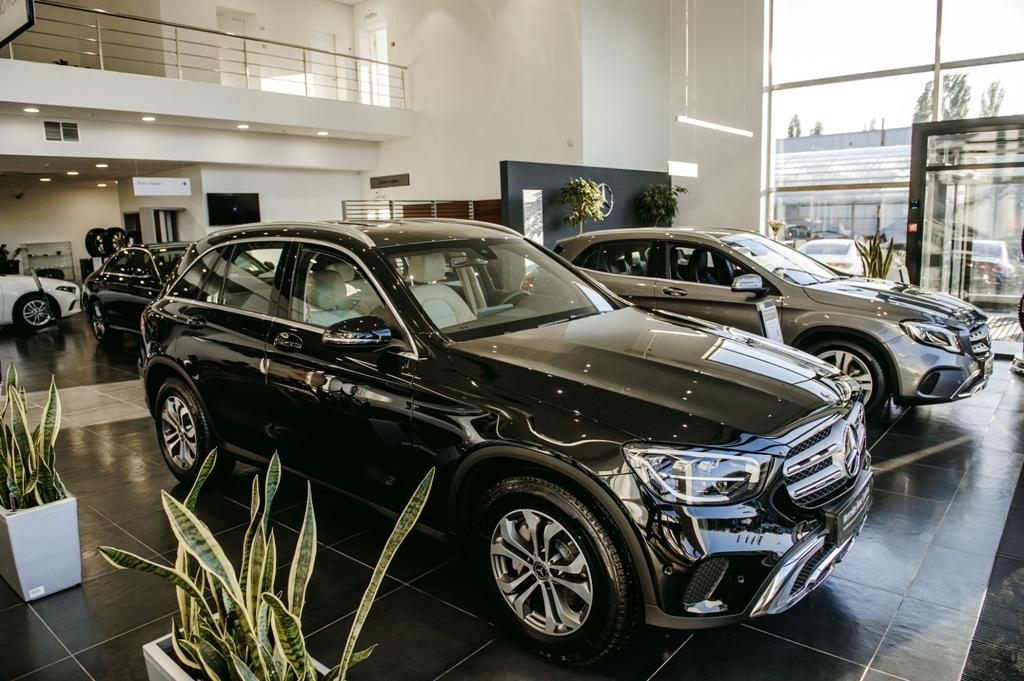 Автомобильный Холдинг «Автоимпорт» открыл новую сервисную станцию Mercedes-Benz в Липецке