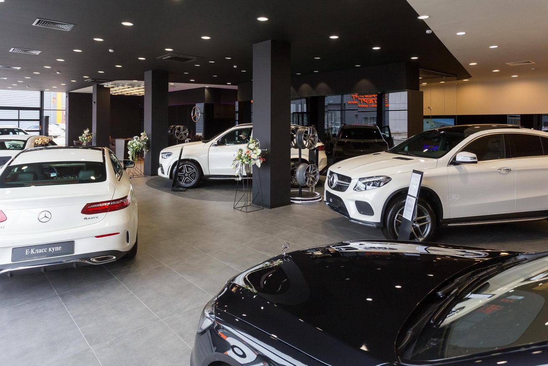 Mercedes-Benz - «Евразия Премиум» Омск