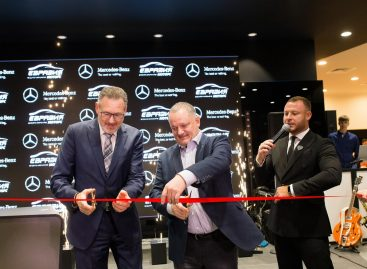 Торжественное открытие дилерского центра «Евразия Премиум» в Омске