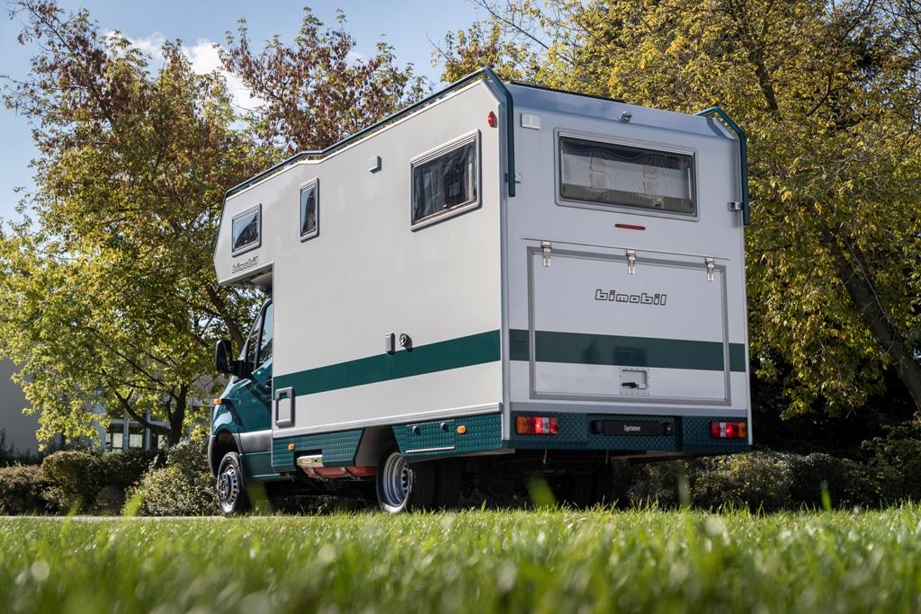 Выставка Mercedes-Benz «Умные переоборудованные решения 2019»