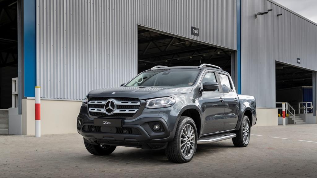Mercedes-Benz X-Класс: надежный пикап