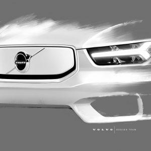 Первый полностью электрический автомобиль шведского бренда