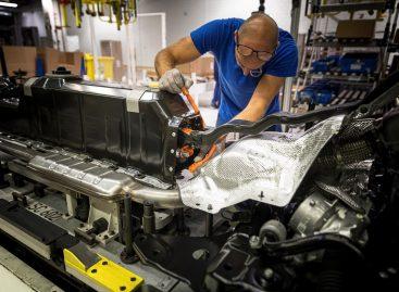 Компания Volvo планирует сократить выбросы углерода на 40%