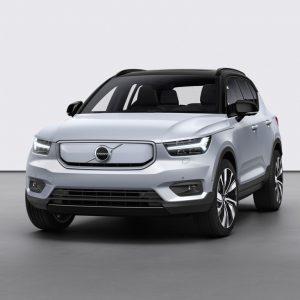 Volvo представляет XC40 Recharge – первый полностью электрический автомобиль шведского бренда