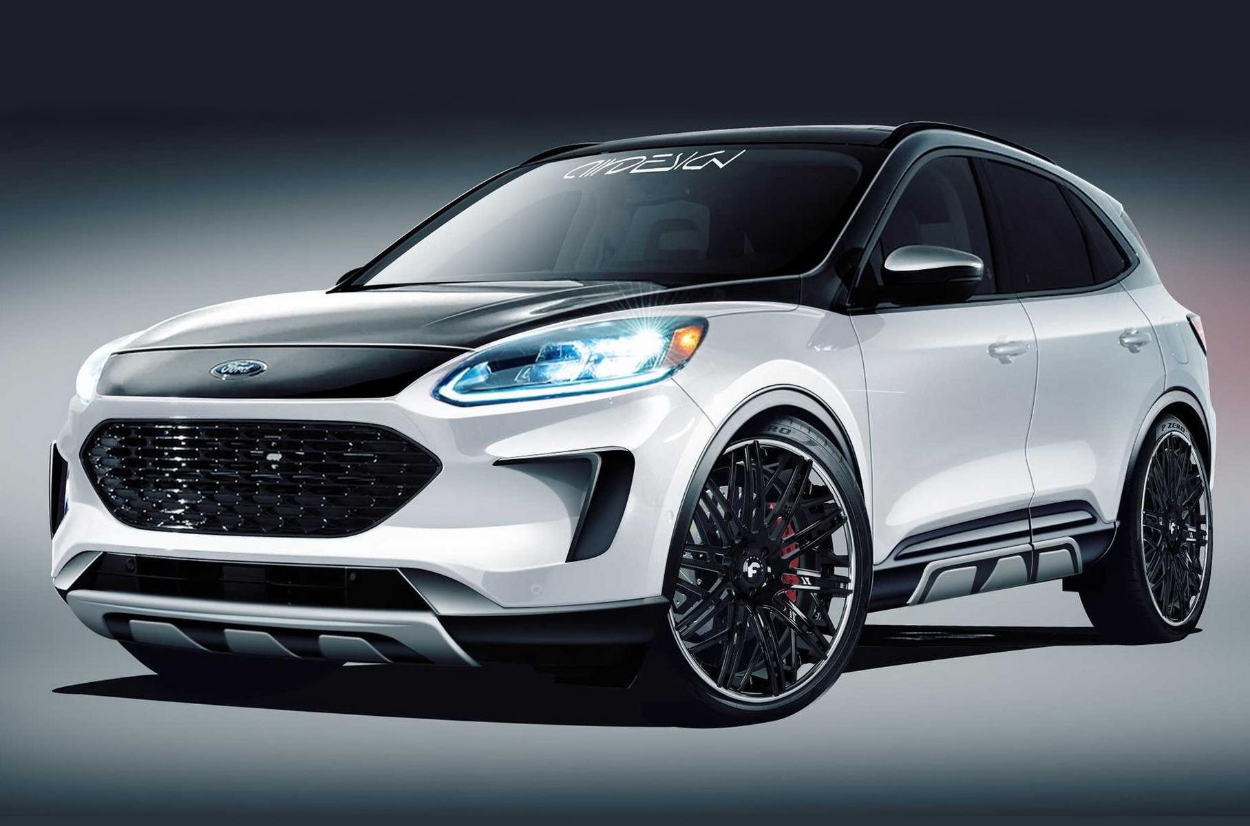 Ford Air Design USA Escape Sport Hybrid