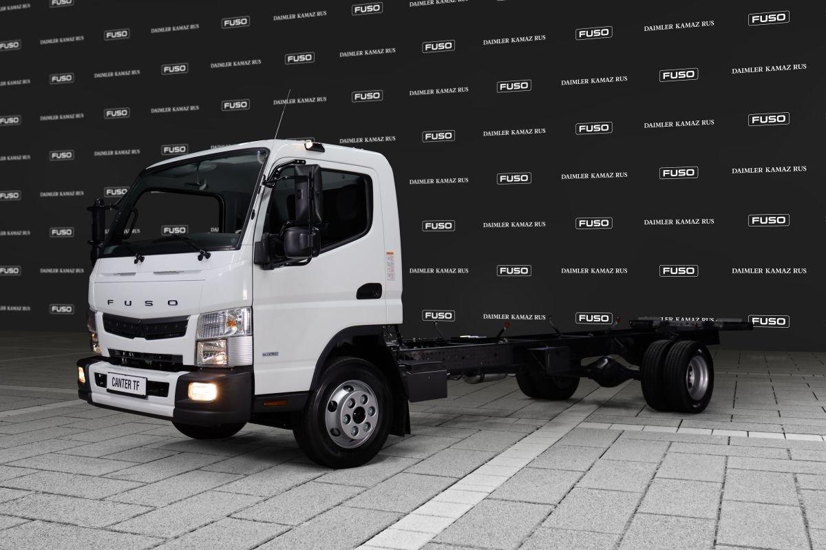 Mitsubishi Fuso Canter российского производства