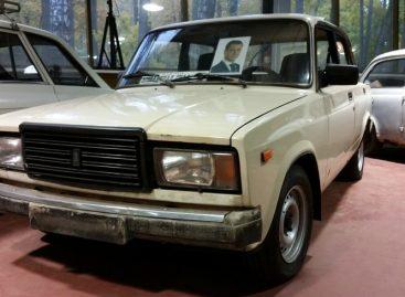 «Семерка» за 650 тысяч рублей