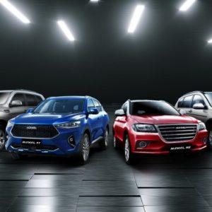 Продажи новых китайских автомобилей выросли на 18%