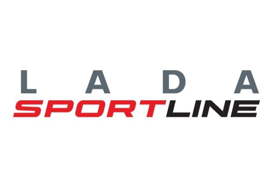 Зарегистрированный логотип Lada Sport Line