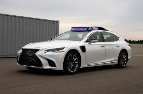 Toyota хочет выпустить на дороги автомобиль с автопилотом для перевозки пассажиров