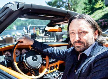 Второй подряд шеф-дизайнер «убежал» из компании Rolls-Royce