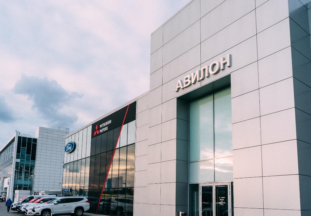 «АВИЛОН. Mitsubishi»