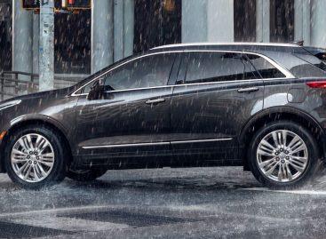 Cadillac XT5 стал доступен по новой программе кредитования