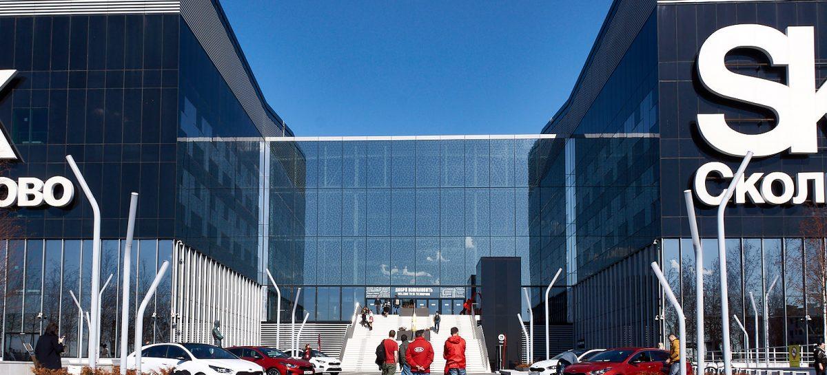 В «Сколково» прорыв – установили станцию для быстрой зарядки электромобилей