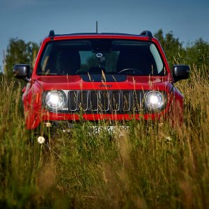 Тест-драйв Jeep Renegade – не отступать!