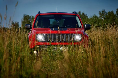 Тест-драйв Jeep Renegade – не отступать!