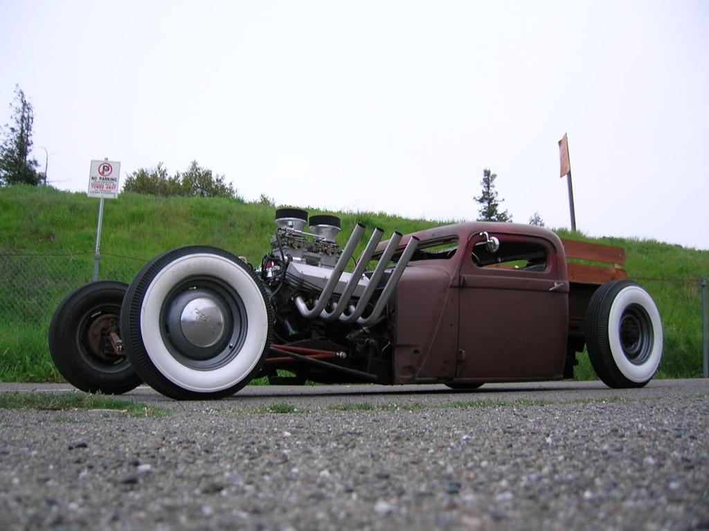 Dodge Truck Rat rod 1936