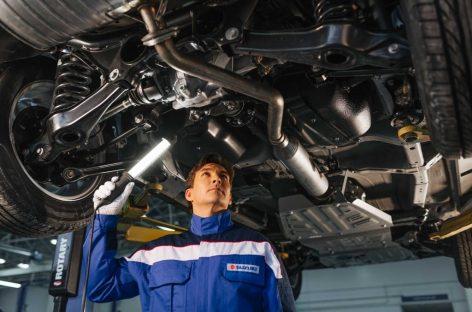 Серия осенних сервисных акций по специальным ценам от Suzuki