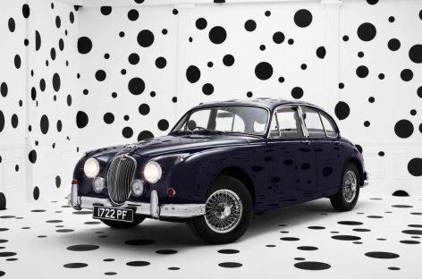 Специальная серия фотографий Jaguar Mk 2 от фотографа Ранкина