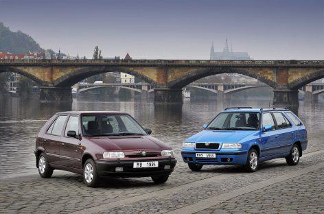 Škoda Felicia отмечает юбилей