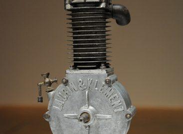 ŠKODA – 120 лет производства двигателей