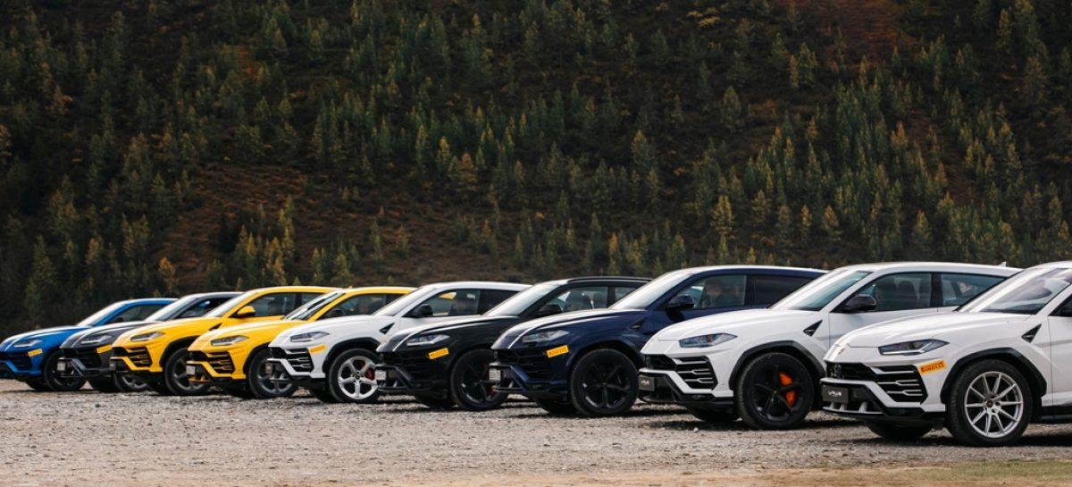 Итоги первой российской экспедиции Lamborghini на Алтай