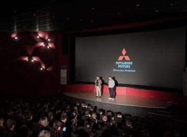 На предпремьерном показе фильма «Терминатор: Темные судьбы», состоялась презентация лимитированной серии Mitsubishi Pajero Sport
