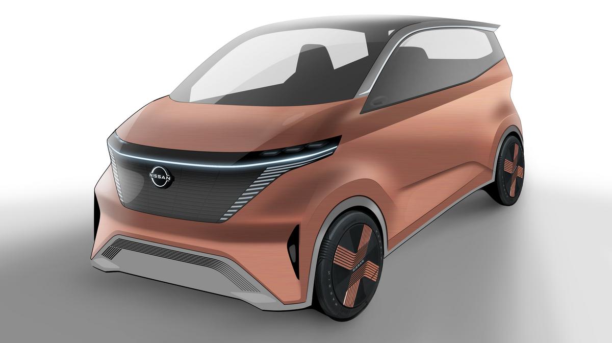 Nissan-IMk