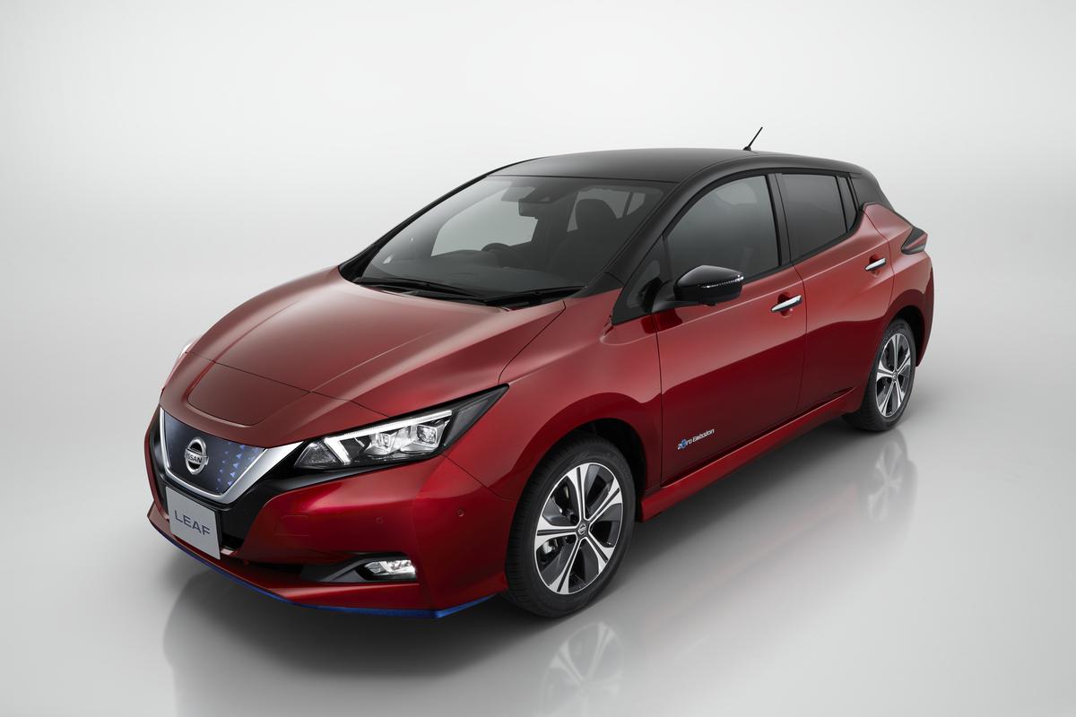 Nissan-LEAF-e