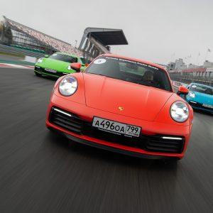 Центр вождения Porsche в России отмечает 5-летний юбилей