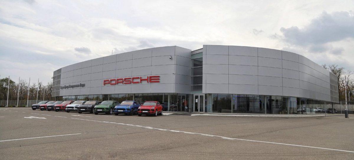 Porsche открыл еще один дилерский центр в Ставропольском крае