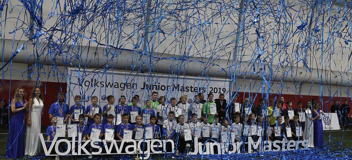Победители Volkswagen Junior Masters 2019