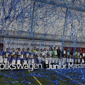 Победители Volkswagen Junior Masters 2019