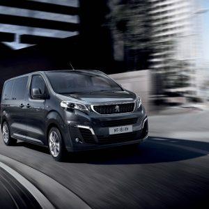 Groupe PSA и Русфинанс Банк предлагают онлайн-одобрение кредита на Peugeot Traveller