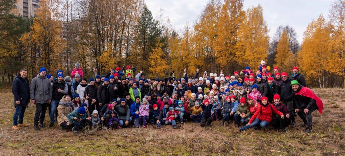 Российский завод Hyundai провел экологическую акцию в популярном месте отдыха петербуржцев