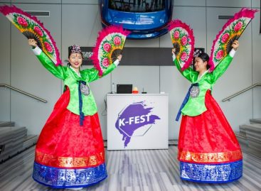 Более 850 человек посетило фестиваль корейской культуры в Hyundai MotorStudio
