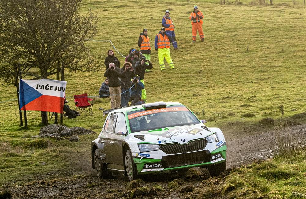 Экипаж заводской команды Škoda досрочно стал победителем в зачете WRC 2 Pro