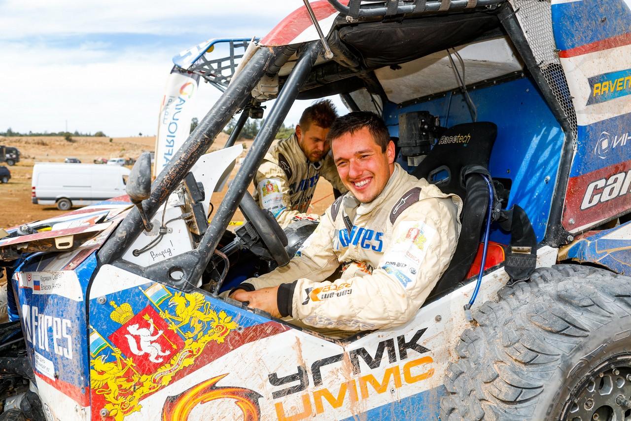 Rallye du Maroc 2019г.