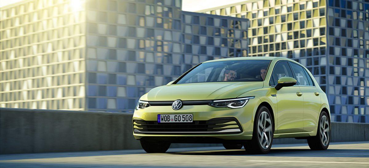 Мировая премьера нового Volkswagen Golf с пятью версиями гибридной системы