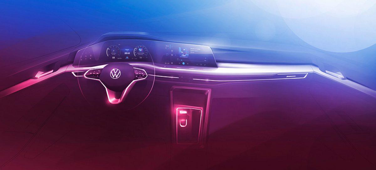 Премьера Volkswagen Golf 8 состоится 24 октября