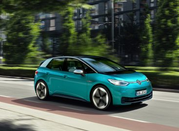 Volkswagen готов шагнуть в эру электромобилей