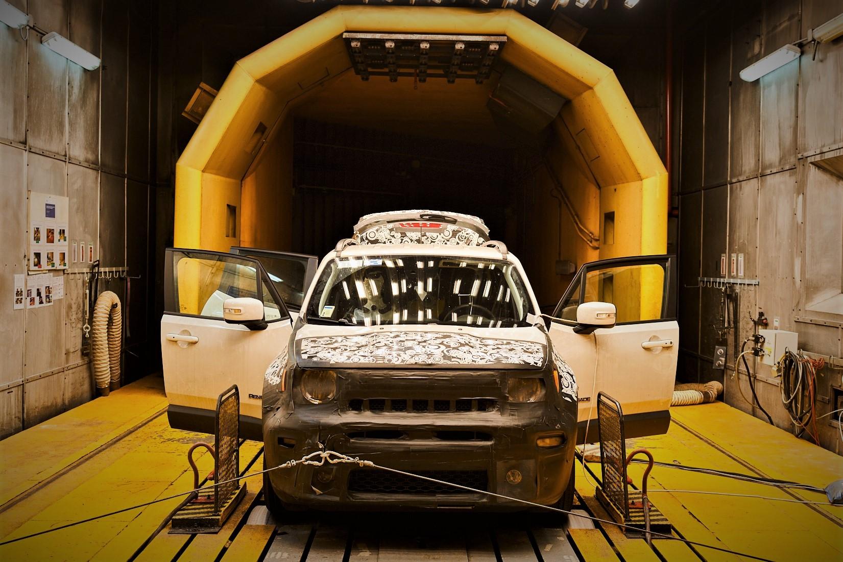 Четвертый эпизод FCA What's Behind: Аэродинамика для автомобилей