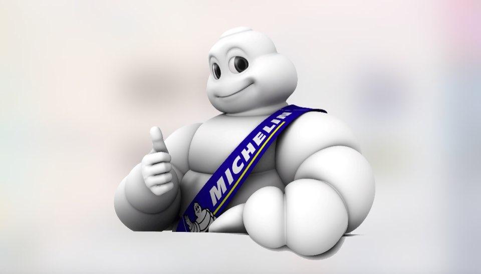 Логотип Мишлен