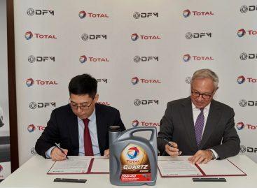 Total и Dongfeng объявили о начале сотрудничества