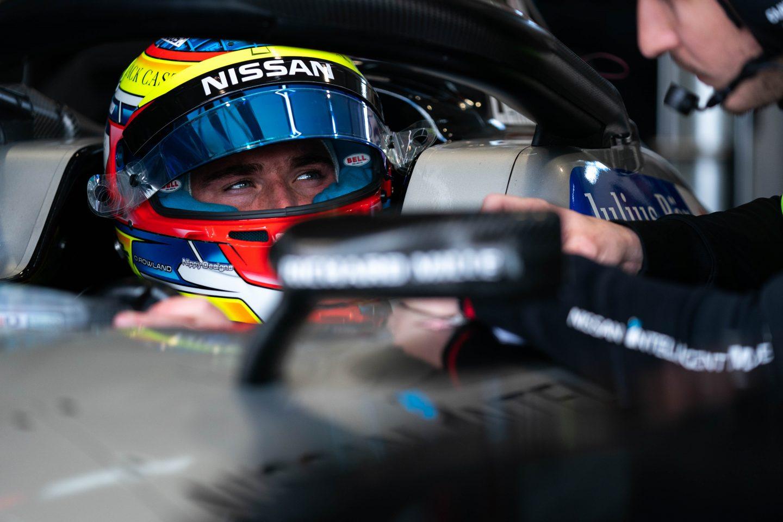 Nissan e.dams вновь на трассе на предсезонных тестах Формулы Е