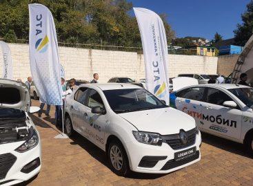 Renault Россия представила CNG прототип на Всероссийской конференции TAXI-2019
