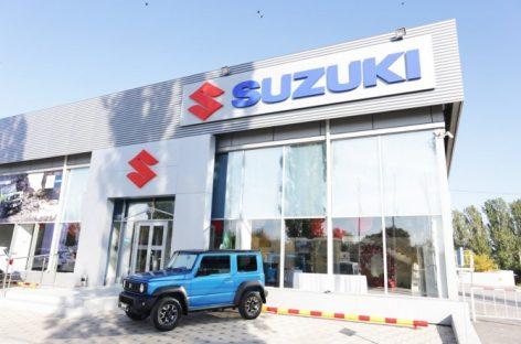 Новый дилерский центр Suzuki в Волгограде