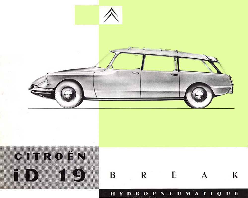 Citroën ID 19 Break